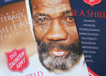 SalvationArmy Annual Report - Lehman Design