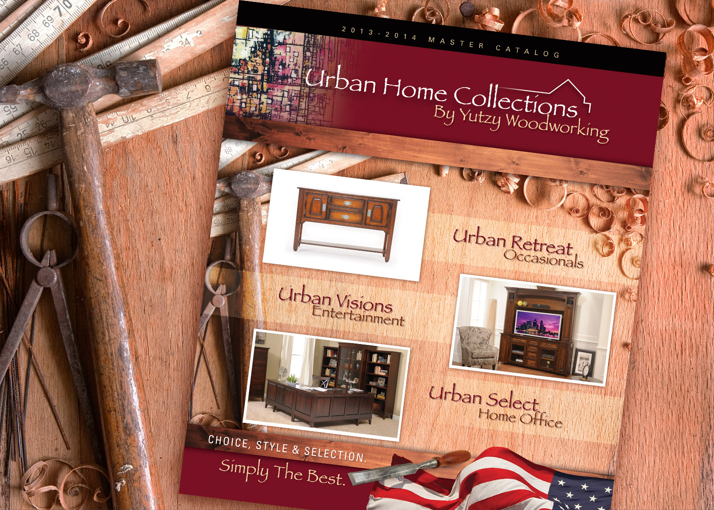 Urban Collections - Catalog and Print Design - Lehman Design